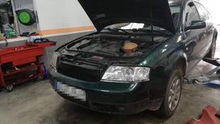 Cambio de baterías en Camarena