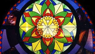 Cristalería Eki, vidrieras artísticas en Tafalla