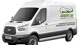 alquiler vehículos industriales Las Palmas de Gran Canaria