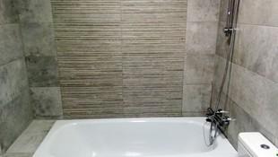 Reforma de baños en Etxebarri, Vizcaya