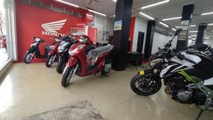 Concesionario de motos Les Corts Barcelona