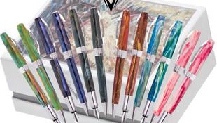 Visconti, plumas y bolígrafos. Regalos con personalidad estas Navidades.