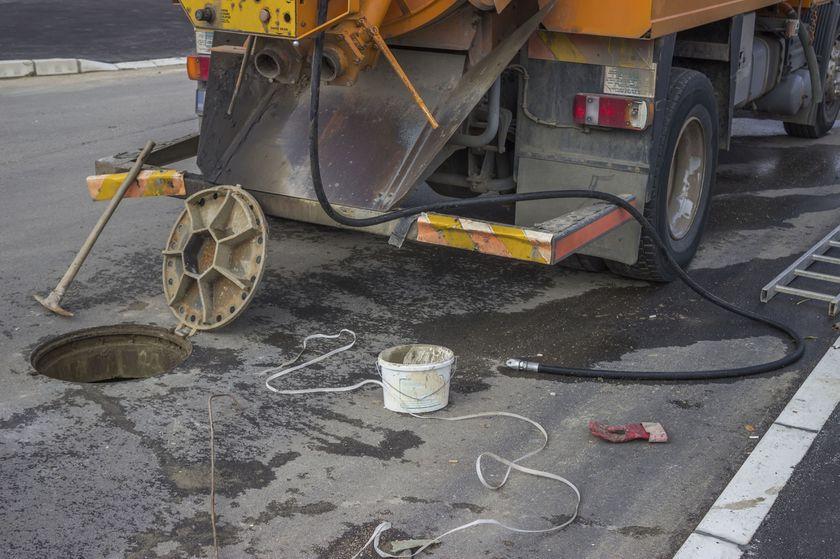 Limpieza de arquetas en Las Palmas