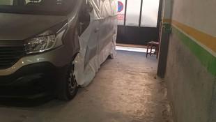 Pintar furgoneta valencia