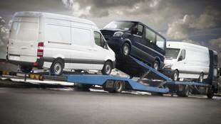 Transporte de furgonetas desde Sevilla a toda la península e islas