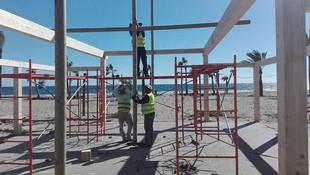 Empresa especializada en la construcción de pérgolas