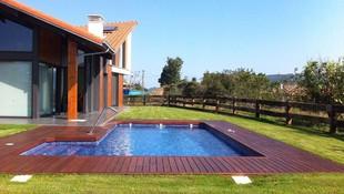 Diseño y construcción de piscinas