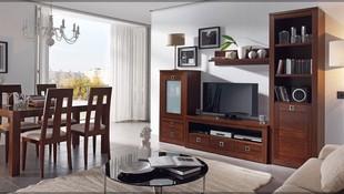 Muebles de salón de estilo clásico
