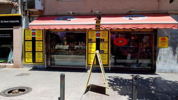 Carnicería gourmet en Barcelona