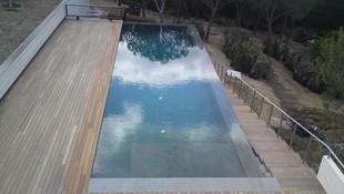 Restauración de piscinas  en Madrid