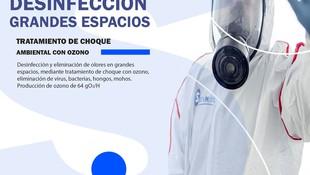 DESINFECCIÓN OZONO BARCELONA