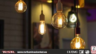 Lampara filamento rsr lighting led madrid