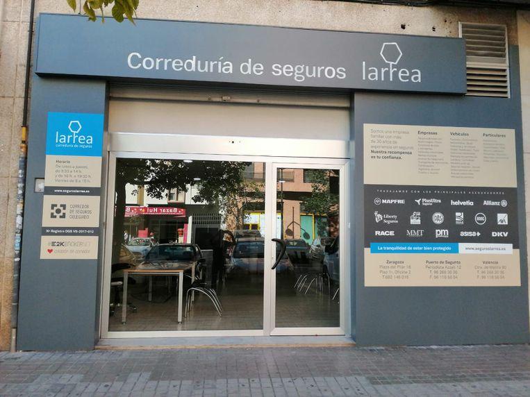 Oficina Seguros Larrea - Carretera de Malilla