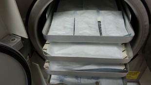 Material podologico estirilizado en nuestra clinica en el barrio salamanca