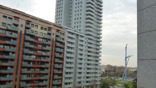 Vista desde un balcón