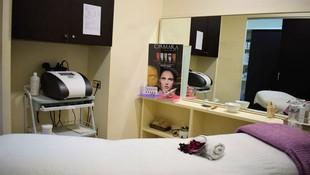 Centro de belleza con personal cualificado