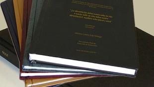 Impresión y encuadernación de docomentos en Oviedo