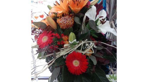 Tienda de flores en Zaragoza