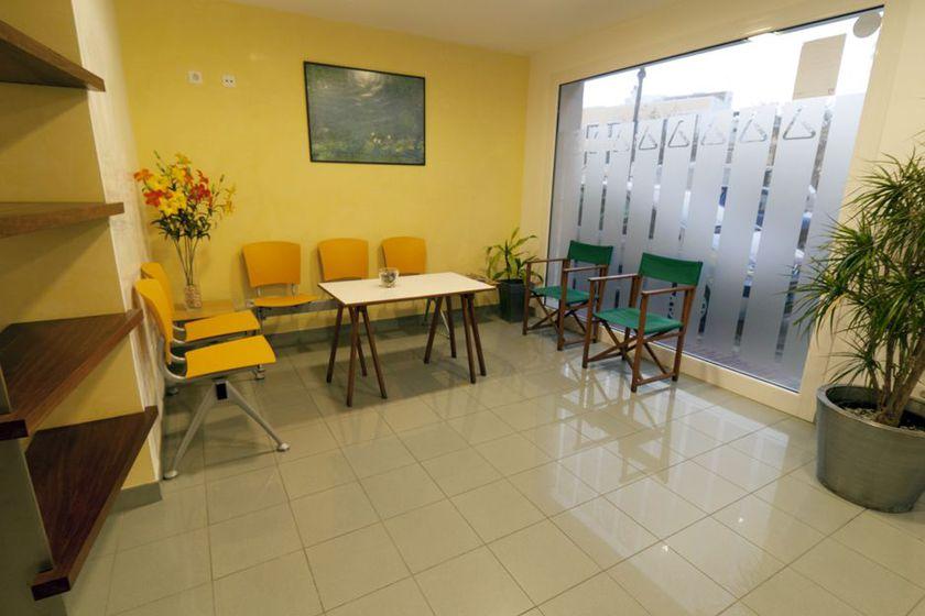 Laboratorio de análisis en Ciutadella de Menorca