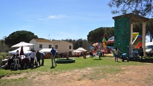 Casa Colonies Can Solà, celebración de eventos festivos