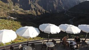 Un lugar donde comer con increíbles vistas