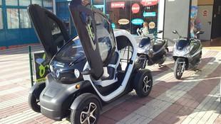 Alquiler de vehículos y motos eléctricos