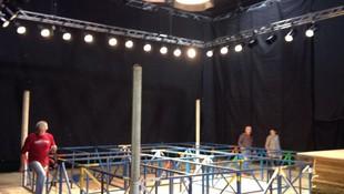 Empresa de iluminación para producciones audiovisuales en Madrid