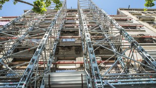 Rehabilitación integral de fachadas en Valencia