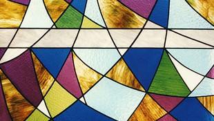 Taller de confección de vidrieras artísticas en Navarra