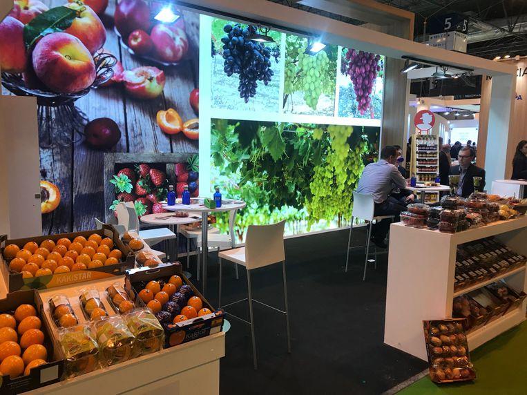 Estando de Frutas Esther en Fruit Atracttion 2017