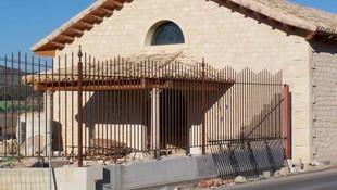 Proceso de construcción de bodegas Cerda