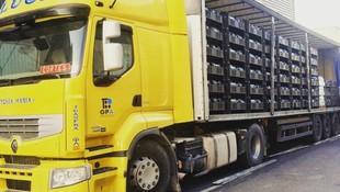 Transporte de mercancías Almería
