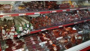 Distribución y venta de embutidos en Bilbao