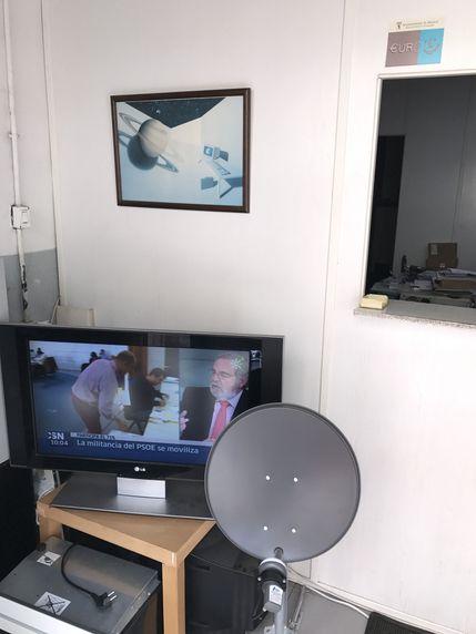 Reparación de TV en Madrid