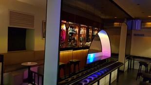 Bar de copas Rios Rosas.