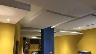 Acondicionamiento acústico de bar en Madrid