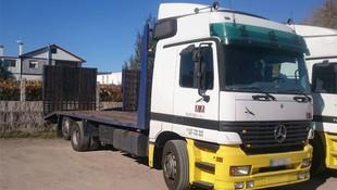 Transporte de mercancías por carretera en Pontevedra