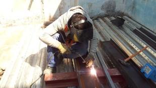Trabajos de soldadura en Barcelona
