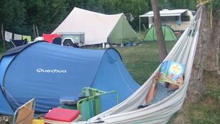 Camping en el Pirineo Aragonés