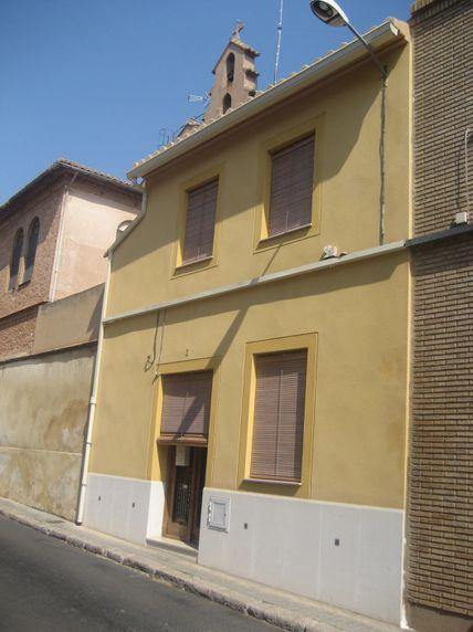 Revestimiento de fachada con monocapa.