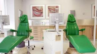 Sala para los tratamientos dentales