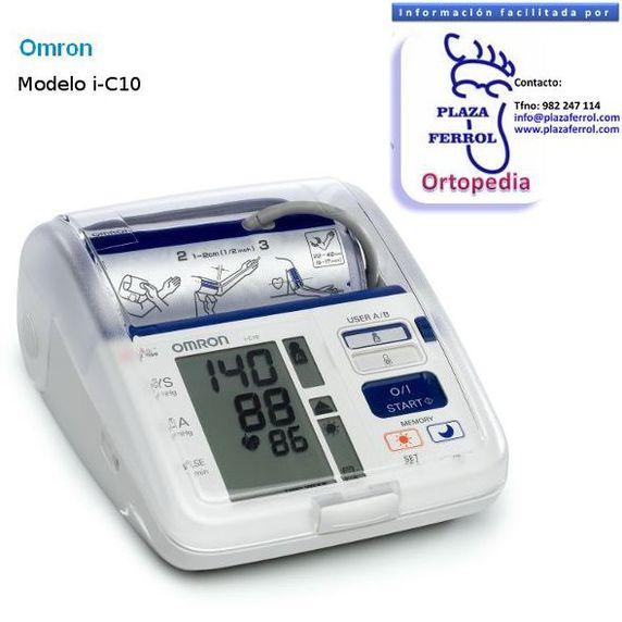 Medidor de tensión i-C10 de Omron