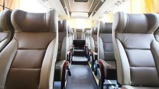 Alquiler de autobuses para excursiones en Pontevedra