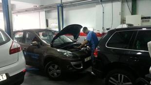 Taller especialista en electromecánica del vehículo