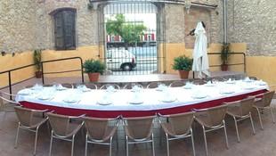 Restaurante con terraza Vilafranca del Penedès