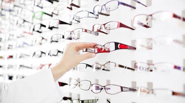 Venta de gafas en Zaragoza