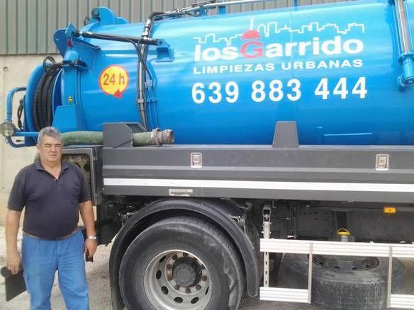 Los Garrido Limpiezas Urbanas - Desatascos - Alicante