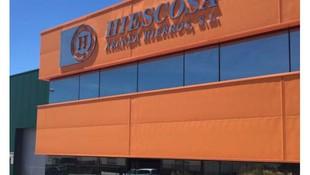 Fachada de nuestra empresa en Burgos
