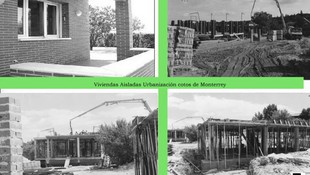Viviendas en urbanización Cotos de Monterrey