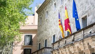 Partidos políticos en Mallorca